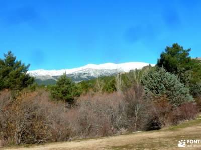 La Camorza-La Pedriza; orbaneja del castillo rutas bosque muniellos arribes duero documentales de vi